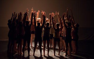 Un nouveau site pour l'Atelier de la Danse